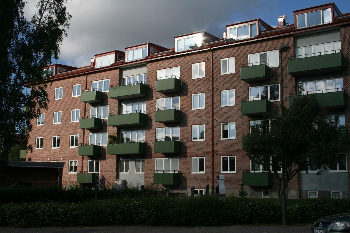 Kvarteret Formen – Lund