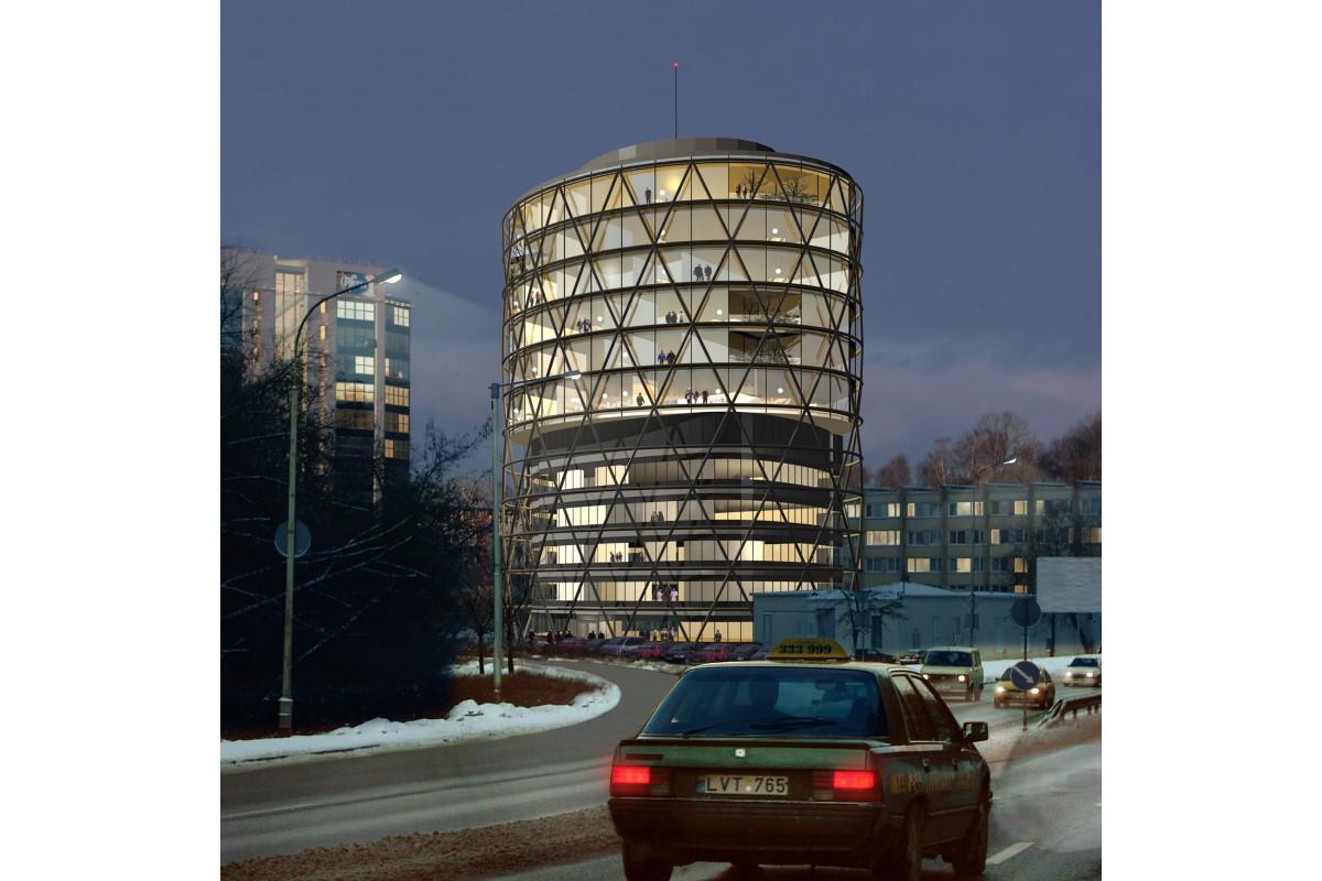 Kontorshus Vilnius