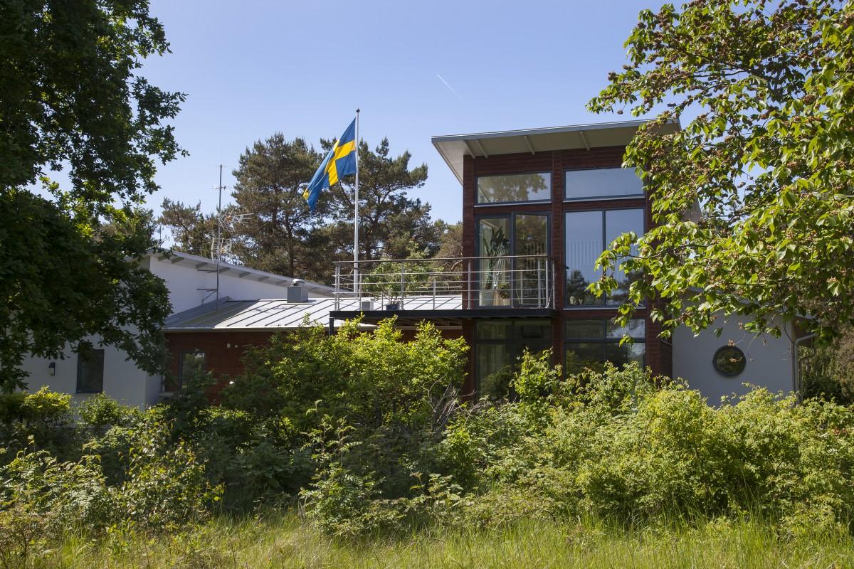 Unik villa i Ljunghusen