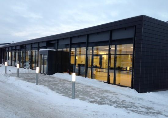 Kvarnbyfoder – industribyggnad