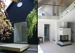 Tillbyggnad av sommarhus på Österlen