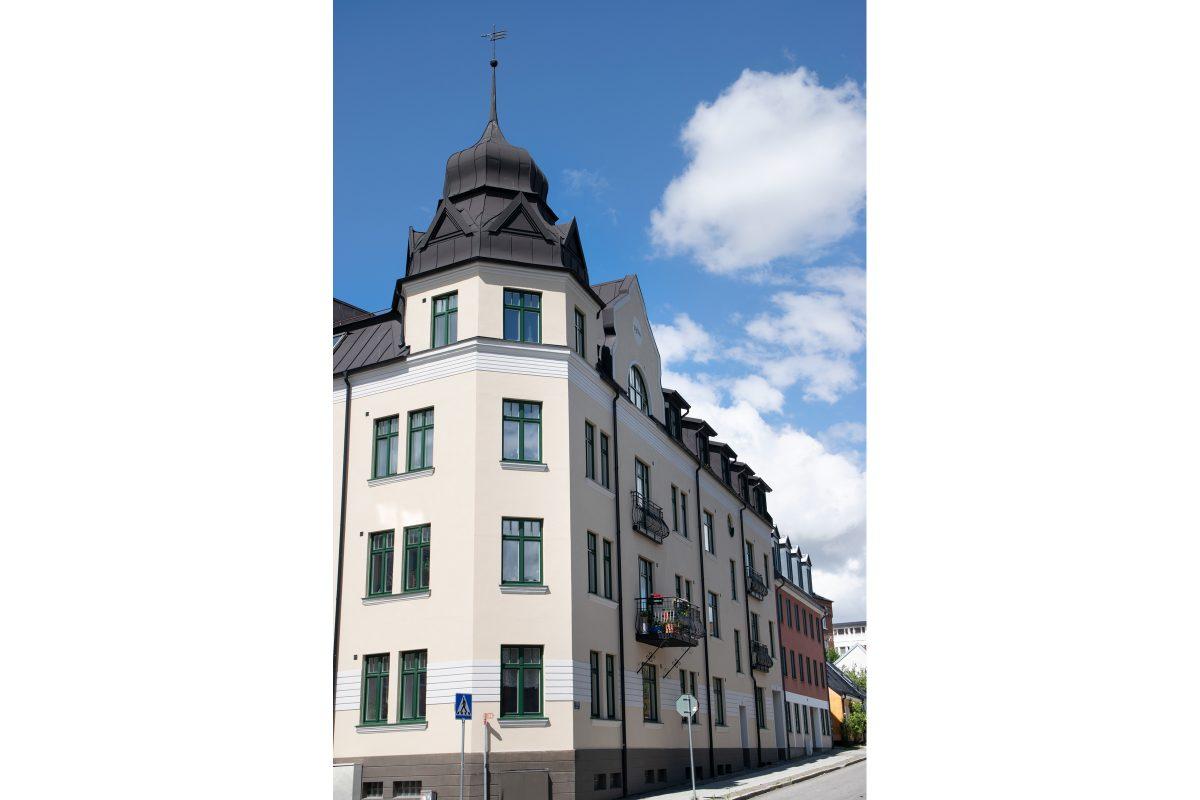 Ehrenberg – Flerbostadshus i Lund