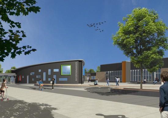 Tolvåker- och Söderparkskolan