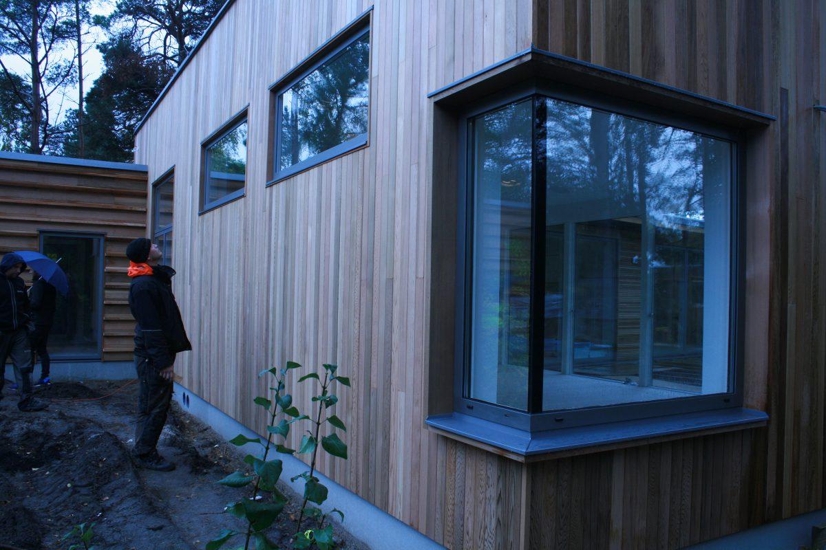 Ny villa i Höllviken