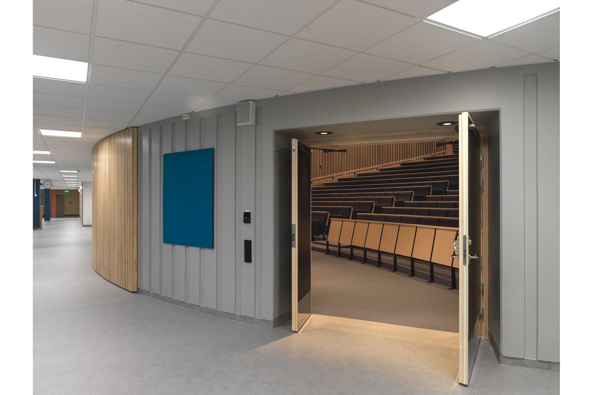 Universitetssjukhuset i Lund – Aula