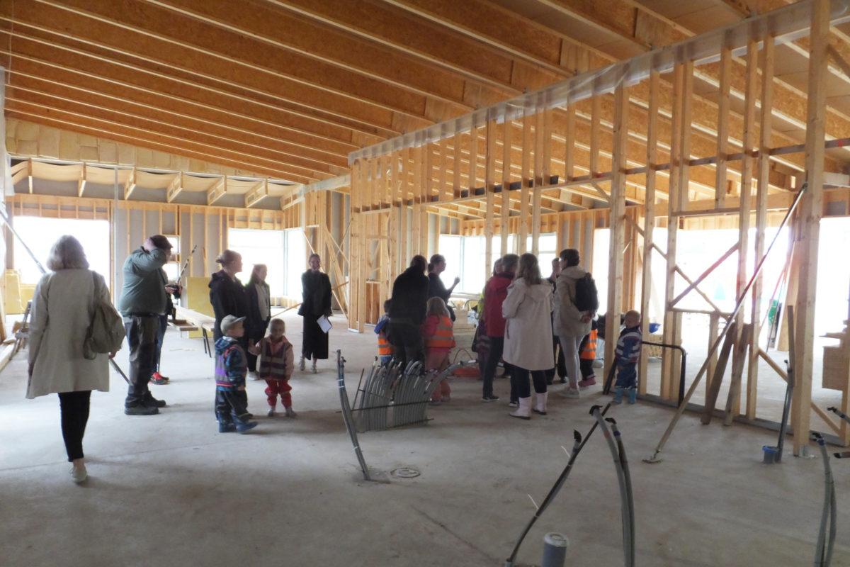 Förskolan Himlabacken i Klippan