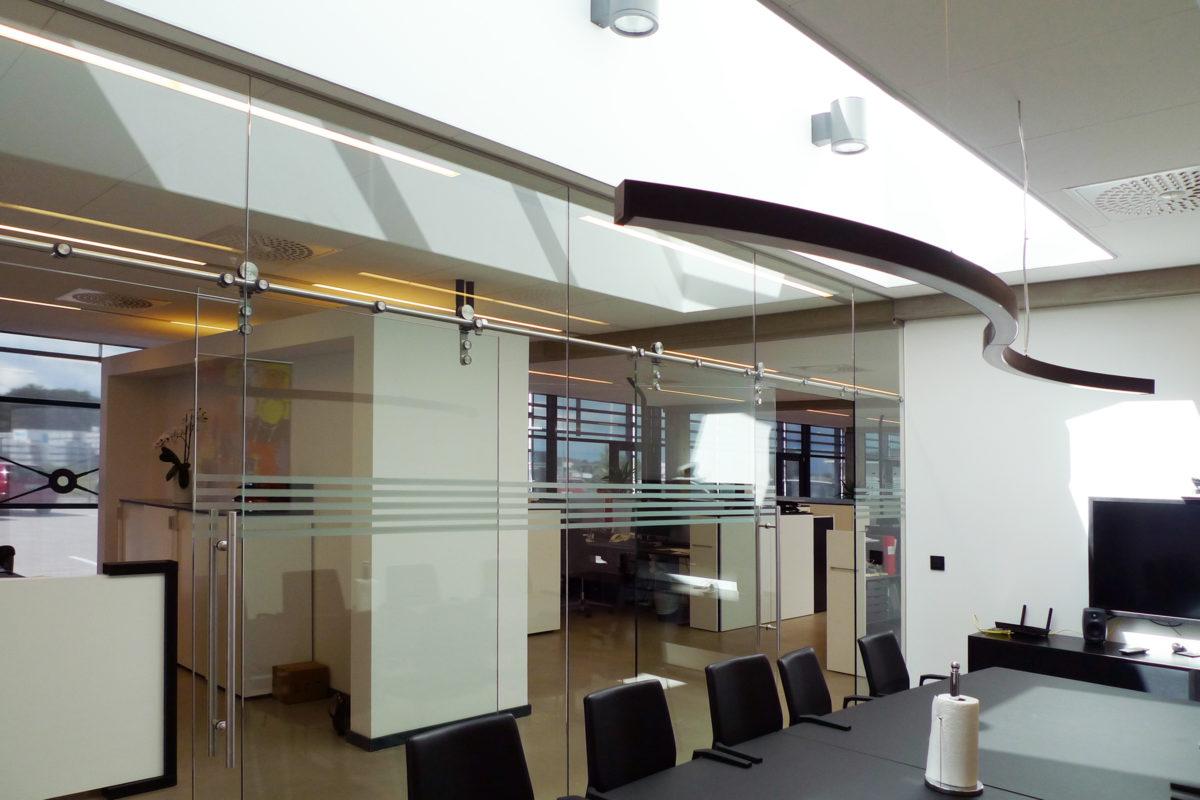 Kvarnbyfoder i Staffanstorp – Administrationsbyggnad